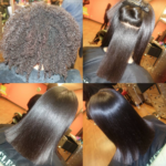 Beautiful blowout by @eclectic_vibez