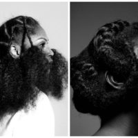 "Photographer Juliana Kasumu's Photo Series ""Irun Kiko"" Or African Hair Threading Is Amazing"