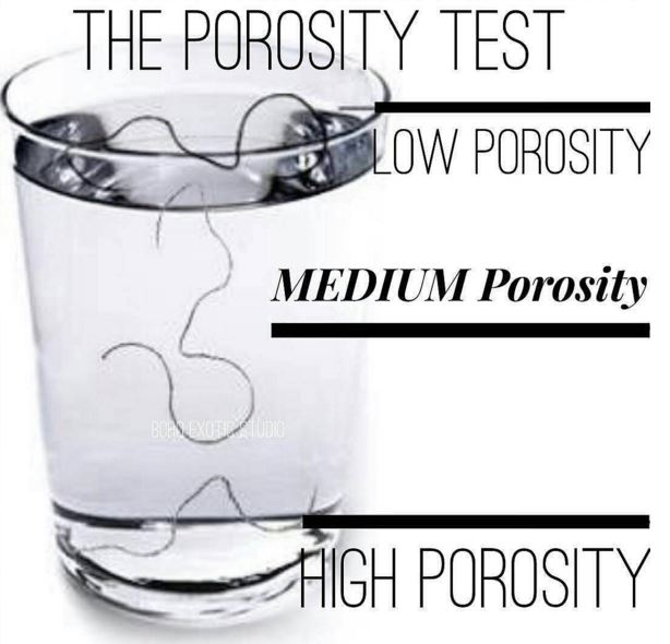 How hair porosity affects moisture black hair information how hair porosity affects moisture urmus Choice Image