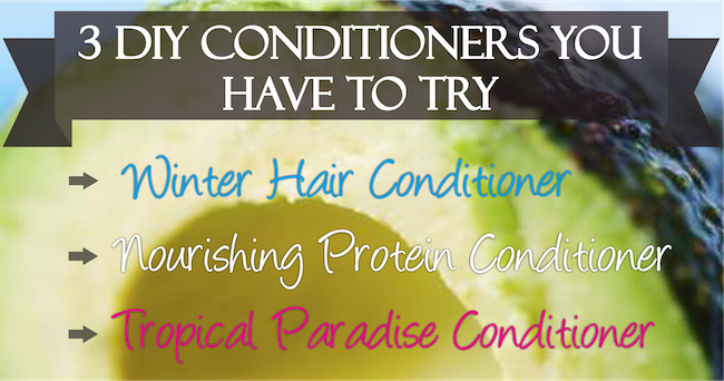 3 diy conditioners you just have to try