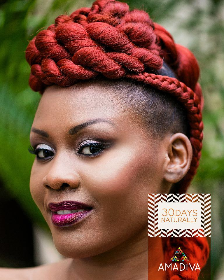 Kenyan Hairstyles Natural Hair FASTEST HAIR GROWTH