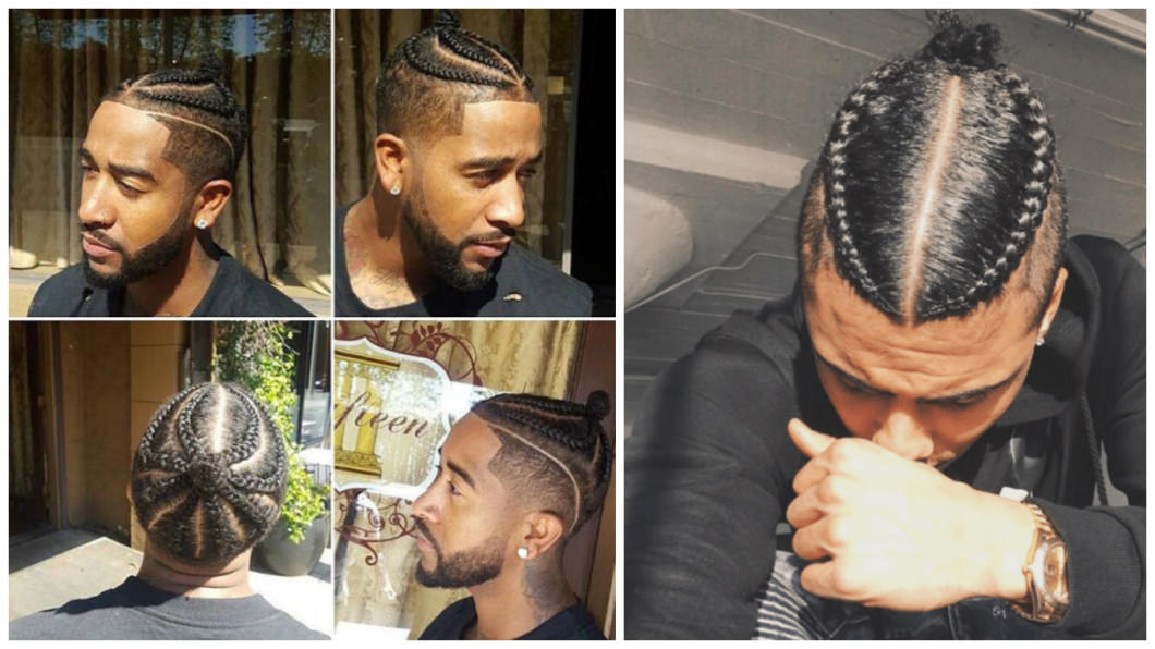 Galerry quincy hairstyle 2016