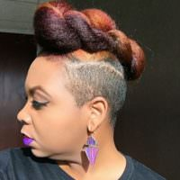 10 Times @tjluvsbeingnatural Slayed The Mess Out Of An Updo [Gallery]