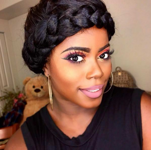 Hairstyles With A Crown: 11 Crown Braid Styles Perfect For Spring Protective