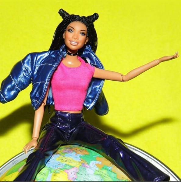 Brandy Barbie