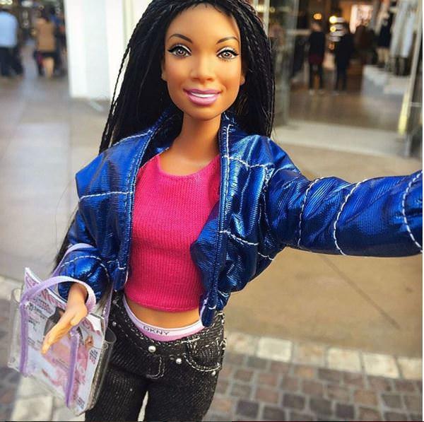 Brandy barbie 4