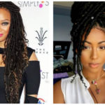 We Are Loving The Versatility Of Goddess Faux Locs [Gallery]