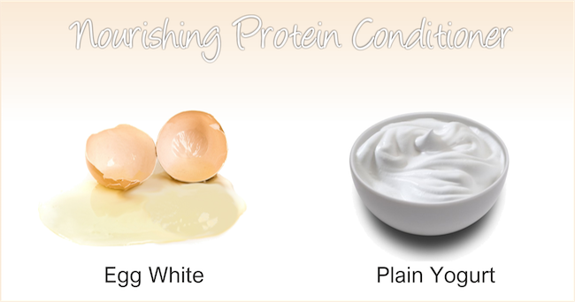 Nourishing protein conditioner