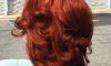 Orange hair 2