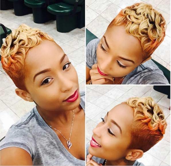 Orange hair 6
