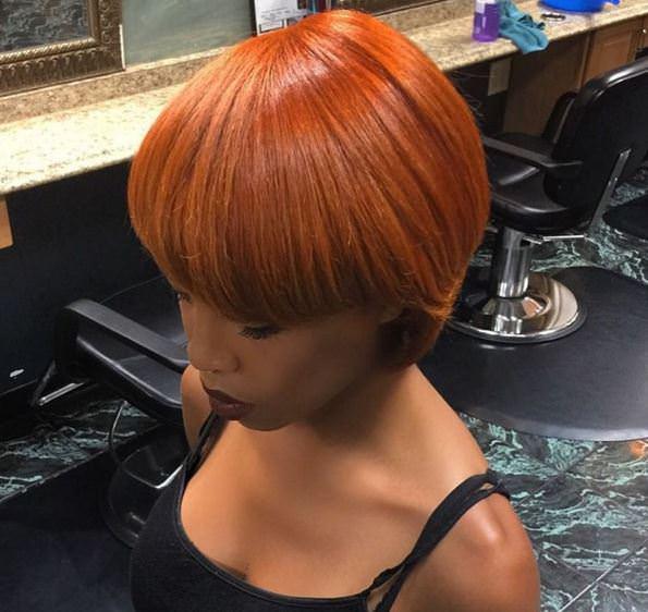 Orange hair 8
