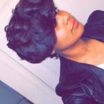 Beautiful healthy hair @lovelakeisha