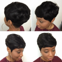 Flawless QuickWeave by @hairbylatise