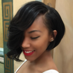 Gorg bob by @salonchristol