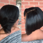 Natural weave by @hairbychantellen
