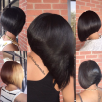 Bob variation: Which is your fav?! by @hairbychantellen