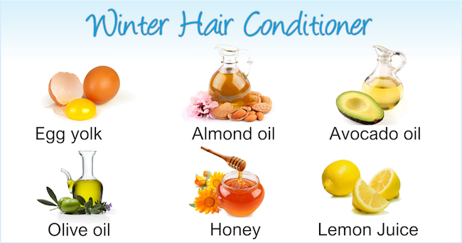 Winter Hair Conditioner