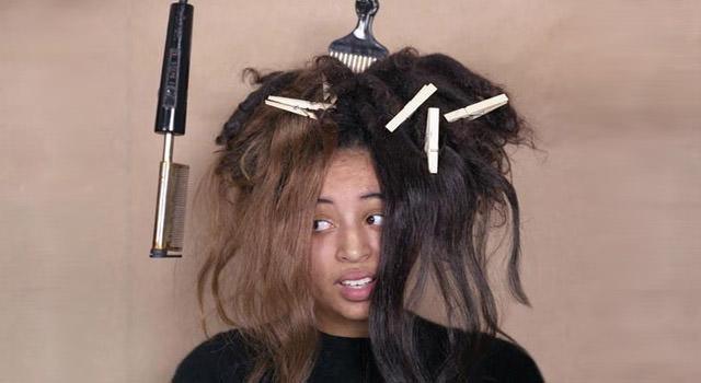 bad salon experience