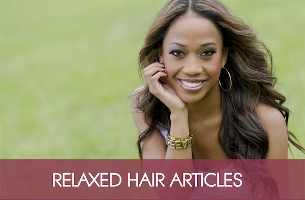 slider – relaxed hair mobile