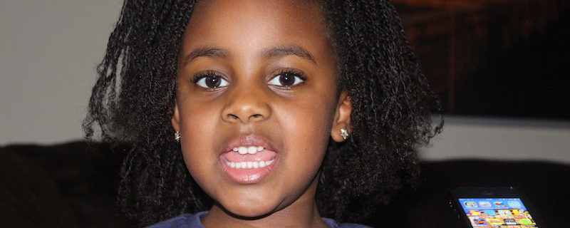 Your Daughter Will Probably Not Like Her Natural Hair At Some Point – But That's OK