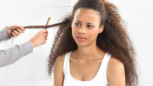 7 Easy Steps To Detangling Natural Black Hair Safely