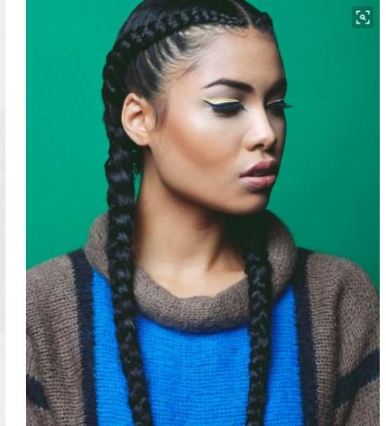 Dutch braids 3