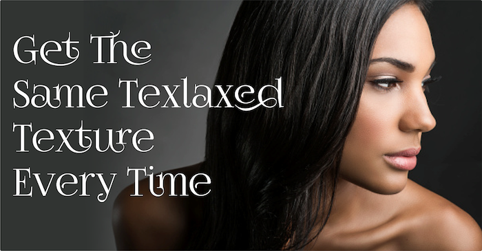 Get the same texlaxed texture every time