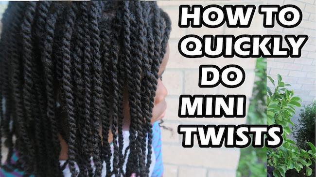 How-to-do-mini-twists