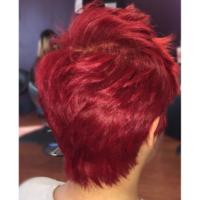 Funky red via @msklarie