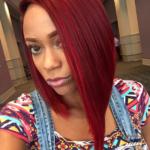Dope Red @hairbychantellen