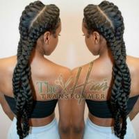 Dope Braids via @the_hairtransformer