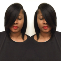 Flawless weave via @hairbylatise
