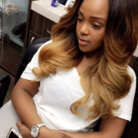 Gorg Ombre Sew In via @hairnista