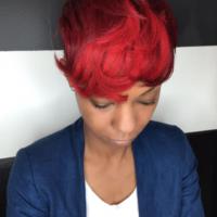 Big red via @msklarie