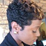 Perfect curls @artistry4gg