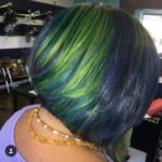 Pretty green hues via @cynthialumzy