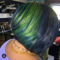 Pretty green hues via @cynthialumzy
