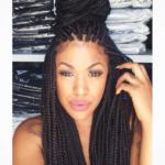 Classic box braids @deborawstaylor