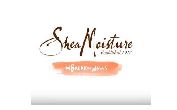 Shea Moisture #breakthewalls