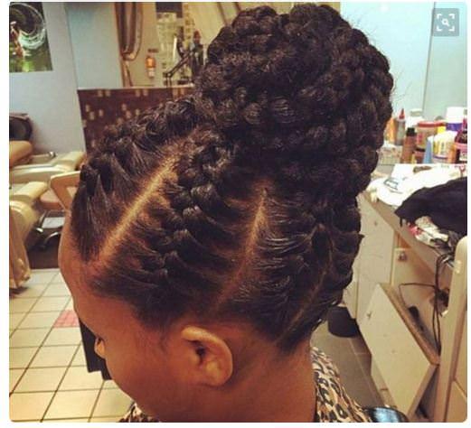 goddess braids 24