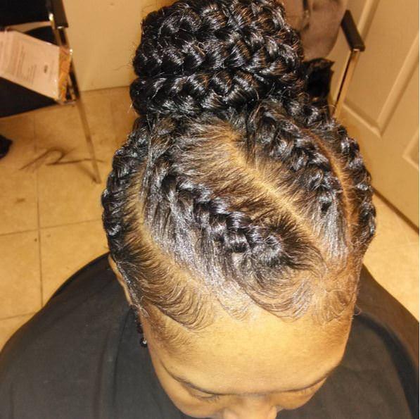 goddess braids 45
