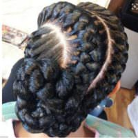25 Examples Of Goddess Braids You Can Choose From For Your Next Style [Gallery]