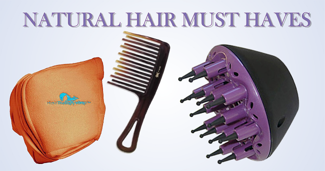 Natural Hair Styling Tools: All Your Will Ever Need To Know