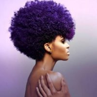 For All The Times We Rocked Purple In Our Hair And Loved It – [Gallery]