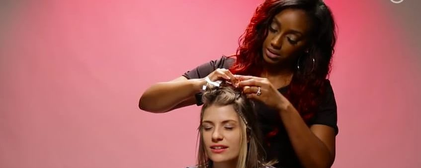 """White Girls Get Weave For The First Time And It's A Big Deal """"Apparently"""""""