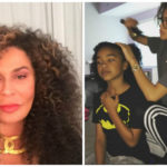 Ms. Tina Lawson Shows Off A Gorgeous Head Of Hair + Zendaya Shares Intimate Picture Of Her And Her Neice