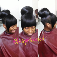 Cute! style by @hairprincessss