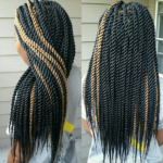 Perfect twists @braidsbyguvia