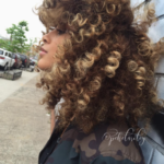 Serious curls via @pekelariley