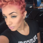 Pretty Pink @veediddy